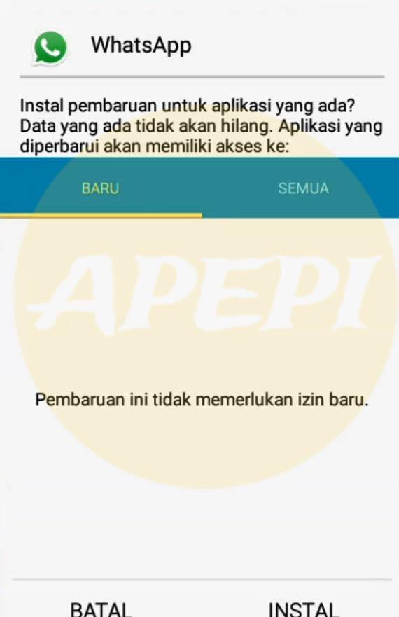 Download WhatsApp Delta Alpha Clone
