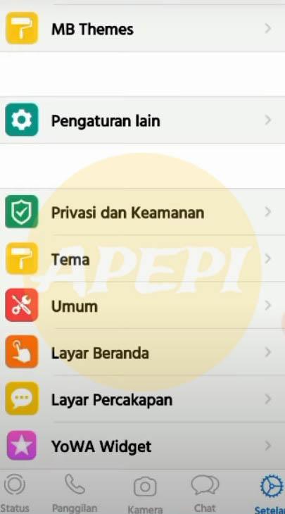 Keuntungan Menggunakan WhatsApp Mod iOS