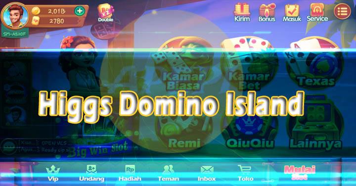 Tentang Higgs Domino
