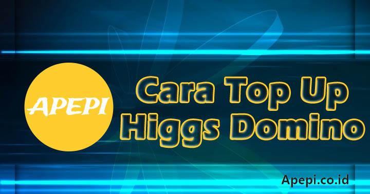 Top Up Higgs Domino Island